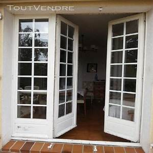 Porte carreaux clasf for Double porte fenetre