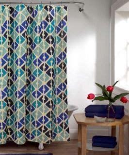 croscill laviano aqua shower curtain on popscreen