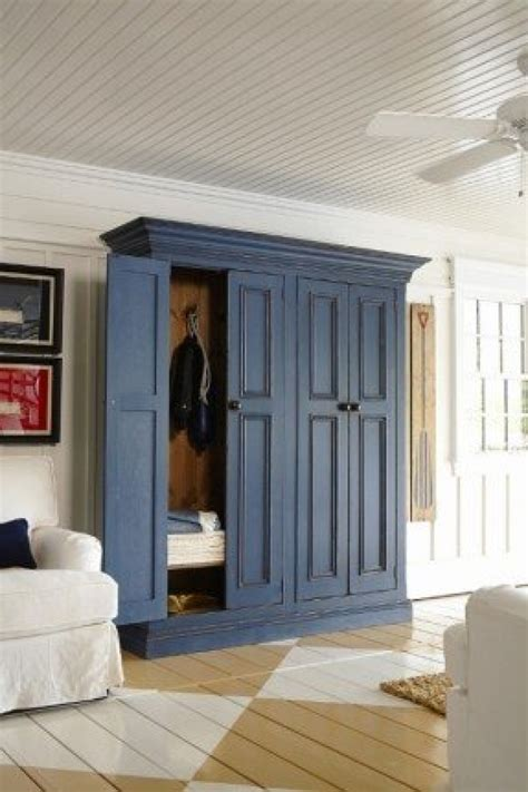 Painted Entryway Armoire — Stabbedinback Foyer Lovely