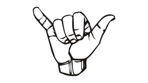 The Letter Y In Sign Language