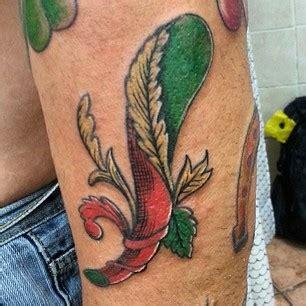 Tatuaggio Interno Coscia by Asso Di Bastoni Significato E Foto