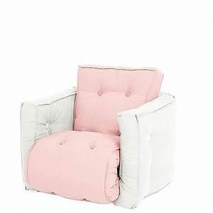 Fauteuil Enfant Convertible : little lofty fauteuil futon convertible en lit une ou deux place pour enfants doux pratique ~ Teatrodelosmanantiales.com Idées de Décoration