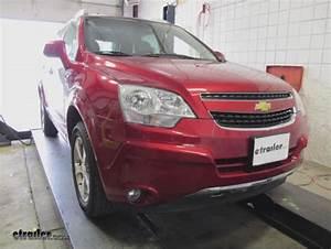 2012 Chevrolet Captiva Sport Custom Fit Vehicle Wiring