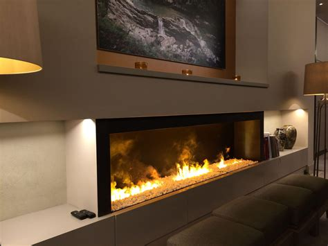 Built In Electric Fireplace Inserts