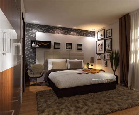 Minimalist Small Modern Bedroom Design Ideas 2016 On A