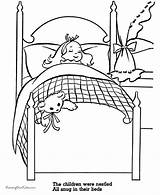 Coloring Bed Pages Christmas Eve Bunk Beds Printables Sheet Printable Template Bedroom Raisingourkids Santa Waiting Getcolorings Popular Holiday Printing Help sketch template
