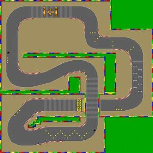 Circuit Mario Kart : snes super mario kart mario circuit 2 the spriters resource ~ Medecine-chirurgie-esthetiques.com Avis de Voitures