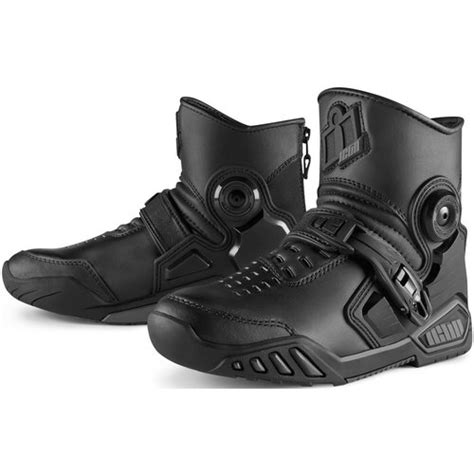 cheap motorbike shoes 180 00 icon mens accelerant leather boots 231897