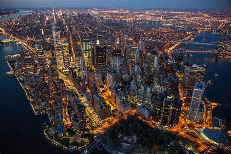 George Steinmetz  New York Air The View From Above