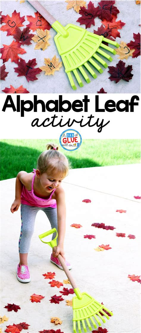 fall literacy activities for preschool this alphabet leaf activity is for preschool and 937
