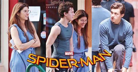 marisa tomei pemeran bibi   film spider man homecoming