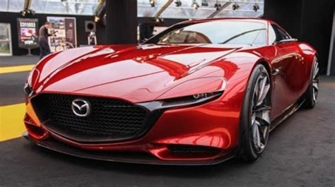 List Of Mazda Sports Car Models