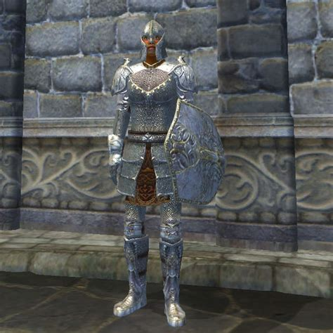 Oblivion Light Armor by Oblivion Light Mithril Style Armour Skyrim Mod Requests
