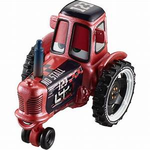 Disney/Pixar Cars No Stall Tractor Character Vehicle ...