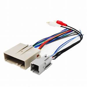 Replacement Radio Wiring Harness For 2005 Ford F