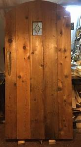How, To, Build, A, Rustic, Castle, Door