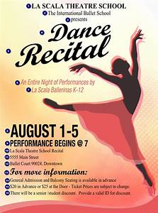 dance silhouette flyer ticketprintingcom With dance flyers templates free
