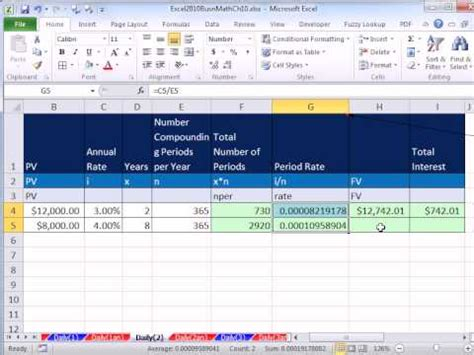 Sinking Fund Calculator Excel by How To Calculate Future Value In Excel 2010 Future Value