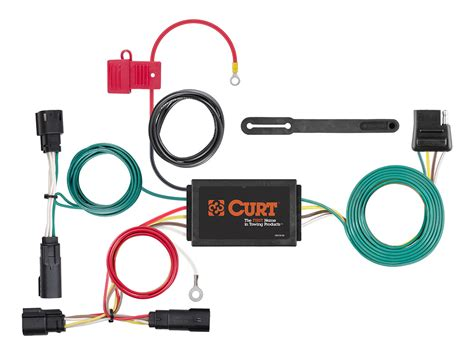 Chevy Volt Wiring Kit Harness Curt Mfg