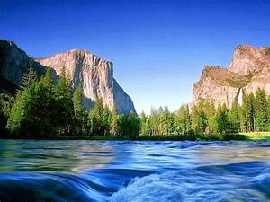 Beautiful Nature Images And Wallpapers: Mountain River ...