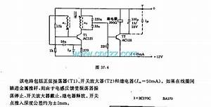 Inductive Proximity Switch Circuit
