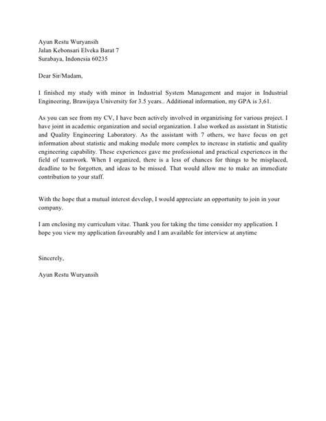 Contoh Cover Letter Pdf Kumpulan Contoh Makalah Doc Lengkap