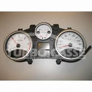 Compteur 206 Hdi : compteur peugeot 206 1 4l hdi occasion turbo casse ~ Melissatoandfro.com Idées de Décoration