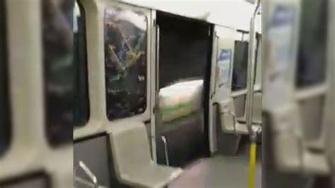 metro open doors metro doors stay open between stops ctv montreal news