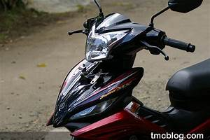 First Sight Impression The All New 2011 Yamaha Jupiter Mx