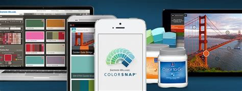 sherwin williams tools for choosing the right paint color