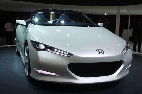 Next-gen Honda S2000 With New Hybrid Power (photo)?!