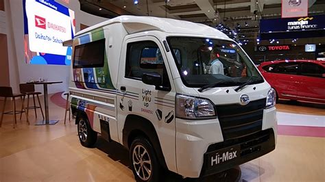 Modifikasi Daihatsu Hi Max by Inspirasi Modifikasi Untuk Usaha Daihatsu Hi Max Jadi