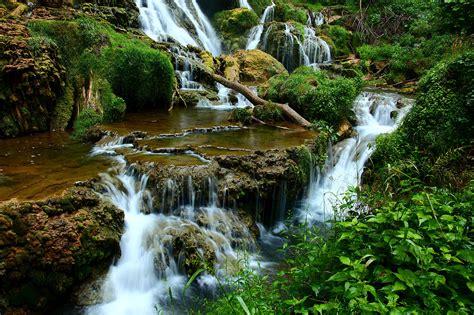 landscape waterfalls waterfall landscaping waterfalls