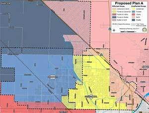 Kern High School District trustees choose new boundaries ...