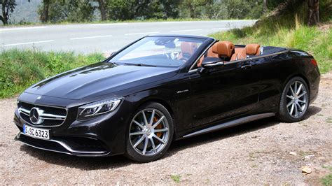 S63 Amg Cabriolet by Drive 2017 Mercedes Amg S63 Cabriolet