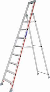 Stehleiter 8 Stufen : hymer stehleiter sc 40 alu 8 stufen online kaufen ~ Buech-reservation.com Haus und Dekorationen