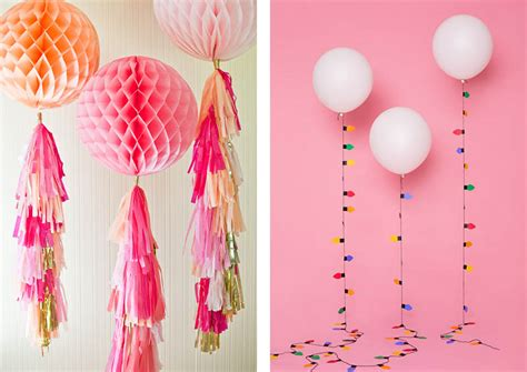 diy balloon stems hooray mag