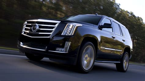 Cadillac Escalade (2015) Wallpapers And Hd Images