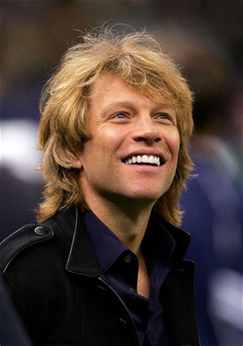 Jon Bon Jovi Hairstyles Men Short Long