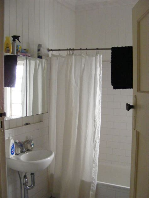 shower curtain rod restoration hardware curtain