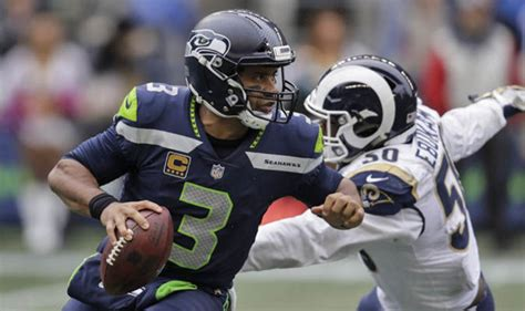 nfl london start time  time  seahawks  raiders