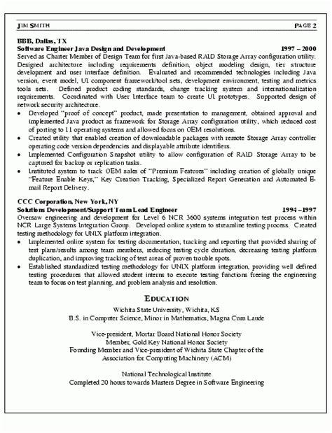21286 resume website template profile summary exles for software developer