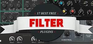 17 Best Free Filter VST Plugins