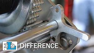 Reversible Ratchets On Pulling Winches