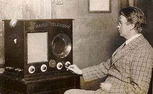 When Was The First Television Invented | Rachael Edwards