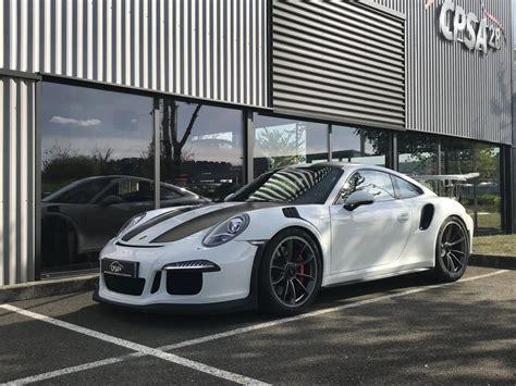 What type of animal is the porsche 911 gt3 rs? Porsche 911 TYPE 991 4.0 500 GT3 RS Occasion fontenay-sur-eure (Eure et Loir) - n°4555787 - CPSA 28