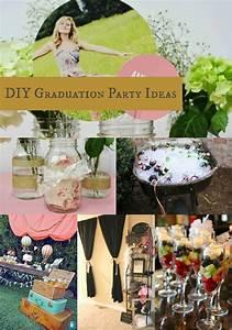 Diy, Graduation, Party, Ideas