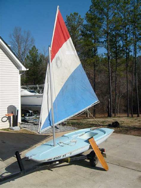 Scow Sailboat For Sale by Scow 12 Sailboat For Sale