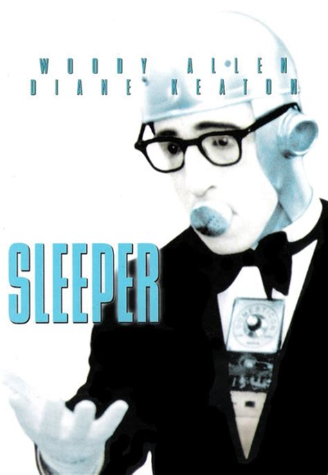 Sleepers Poster by Sleeper Review Summary 1973 Roger Ebert