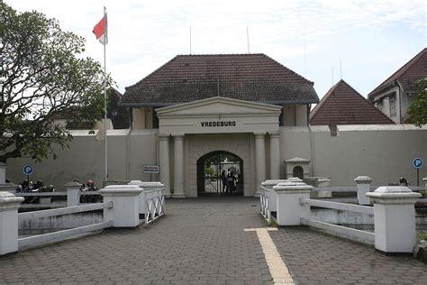 fort vredeburg museum wikipedia